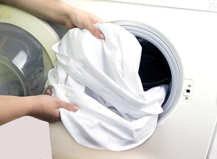 اصول و نکات شستن لباس های سفید