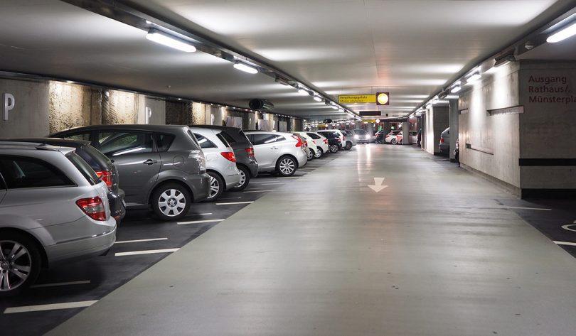 قوانین مربوط به پارکینگ در ساختمان